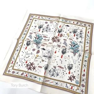 Brand new! Tory Burch scarf 100% silk